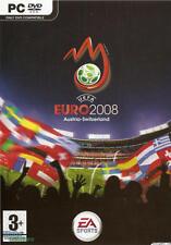 UEFA Euro 2008 (PC DVD Game) NEW & Sealed Austria-Switzerland Football Soccer