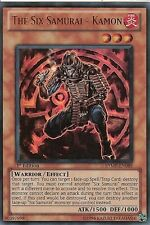 YU-GI-OH: THE SIX SAMURAI - KAMON - ULTRA RARE - RYMP-EN089 - 1st EDITION