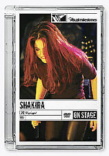 Shakira - MTV Unplugged (2008)  DVD  NEW/SEALED  SPEEDYPOST