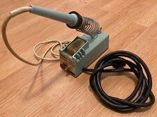 Vintage Weller Controlled Output Soldering Station Model W Tcp L