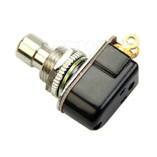 R13-85 PBS24 Electric Guitar Foot Momentary Soft Touch Push Button Stomp Switch