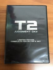 Terminator 2: Judgment Day Limited Edition Complete Collector's Set (Blu-ray/DVD