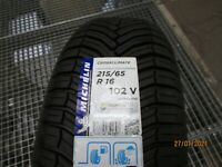 Michelin CrossClimate 215/65 R16 102V XL M+S
