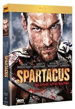 Spartacus: Blood and Sand - The Compl Blu-ray Region A BLU-RAY/WS