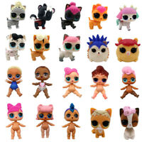 LOL Surprise Doll Pet Animal Big Sister Series 3/4 Clothes Outfit Set Figure Toy
