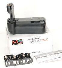Meike MK-50D Camera Battery Grip for Canon EOS 30D/40D/50D + AA Battery (4764BL)