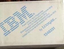 New Genuine IBM Fuser Unit For 3812 Pageprinter Lexmark Laser Printer 1348331