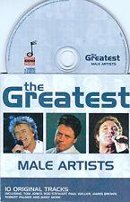 CD CARDSLEEVE COLLECTOR 10T MEAT LOAF/ROD STEWART/TOM JONES/WELLER/MARVIN GAYE