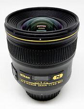 Nikon 24mm f/1.4G ED AF-S Nikkor Lens (USED)
