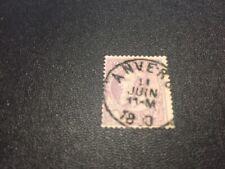 Belgium stamp 59 used