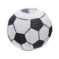1/3/6pcs Kids Paper Lantern Shape Football Decorations Lantern for Kids Room