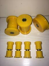 BMW E30 & E36 Compact Rear Bush Set - polyurethane YELLOW