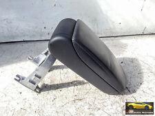 AUDI A6 C6 4F BLACK LEATHER ARMREST