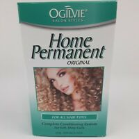 Ogilvie Salon Styles Home Perm For All Hair Types Home Permanent Original 1 Box