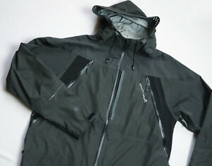 Endura PTFE Cordura Burner MT500 Cycling Jacket Jersey mens top size XXL grey