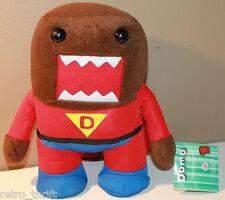 "9.5"" Super Domo Kun Plush Character with Tag 2011 DomoNation NHK-TYO Japan"