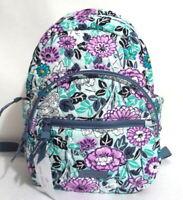 Vera Bradley Essential Compact Small Backpack Penelope's Garden