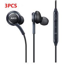 3XOEM Samsung galaxy S8 S8 plus EO-IG955 Stereo Headset Earphone Headphone Black
