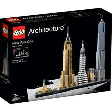 Lego Architecture New York City, USA