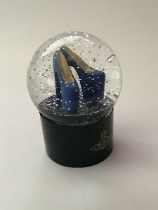 Rare Vtg Vivienne Westwood Elevated Gillie Snow Globe
