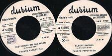 DISCO 45 Giri Fausto Papetti - Footprints On The Moon / Sleepy Shores (JUKE BOX)