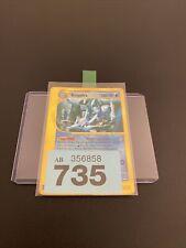 Pokémon Aquapolis Kingdra 19/147 Nintendo WOTC E-Series 2002 Water Type Energy