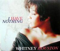 Whitney Houston I have nothing (1993, #141582, UK) [Maxi-CD]