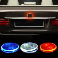 82mm Background Badge Emblem Logo LED Light Lamp Sticker fit BMW 3 5 7 Series X3