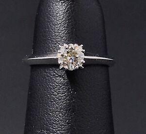 1/4 Carat Diamond Engagement Ring