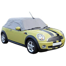 Mini Cooper Cabrio Convertible Soft Top Roof Protector Half Cover -2004 on(115G)