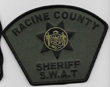 SWAT SRT Subdued Racine County Sheriff State Wisconsin WI
