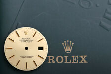 Rolex Mens Datejust Champagne Stick Dial With Matching Hands for 16013 FCD9378