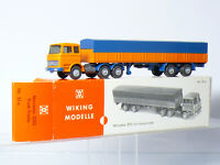 Wiking 51a  MB Mercedes Sattelzug   H0 / 1:87  Top in OVP