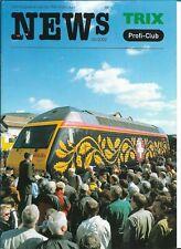 Trix News Profi-Club 03/2002 magazine Nederlands