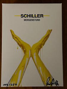 Schiller - Morgenstund (limitierte & signierte Special-Edition) Collector's Edit