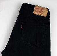 LEVI'S STRAUSS & CO Men 501 Straight Leg Jeans Size W38 L36 AKZ419