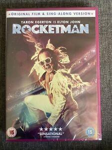Rocketman (2019) NEW SEALED DVD