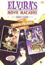 """DVD """"Elvira's Movie Macabre"""", new, originally wrapped"""