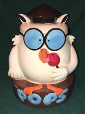 Tootsie Pop Cookie Jar  Owl T.R. Brands 2005 Advertisement