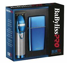 Babyliss CORTADORA FX787BC Y Afeitadora fxfsbc Bundle-Azul