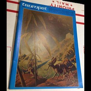 Original 1969 Trumpet Fanzine no. 9 - DAVID GERALD HARLAN ELLISON HANNES BOK