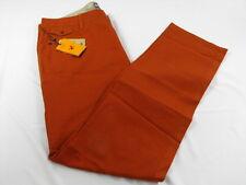 "ENZO DENIM ""VODKA"" Los Angeles Men's Rust Jeans Size 34 ID#2035/ 2336-8"