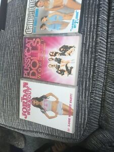 Fitness Workout Dance DVDs