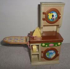 Fisher Price Loving Family Dollhouse Stackable Washer & Dryer