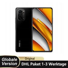 Xiaomi Poco F3 6GB 128GB Night Black Handy 6,67? AMOLED 120Hz 5G Smartphone DHL
