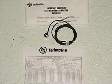CP TECHMOTIVE LOAD CELL Mod. 154040-00102  1000 LBS -NEW-