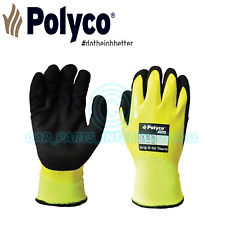 Polyco 9 Large Grip It Oil Therm Gloves - Pair