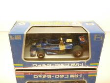EIDAI GRIP 8 WALTER WOLF WR-1 JODY SCHECKTER #20 F1 BLUE 1:43 - VERY GOOD IN BOX