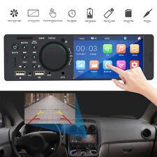 "4.1"" 1 DIN Autoradio Stereo MP5 Player Bluetooth Touchscreen USB FM AUX-IN TF DE"