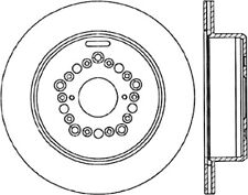StopTech Disc Brake Rotor Rear Right for SC400 / GS300 / Supra / LS400 / SC300